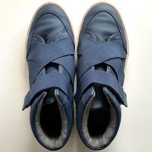Zara Boy Collection High Top Shoes